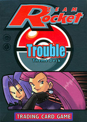 Pokemon Team Rocket Theme Deck: