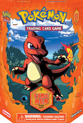 Pokemon EX Fire Red & Leaf Green Theme Deck: