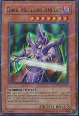 Dark Magician Knight - Parallel - ROD-EN001 - Super Parallel Rare - Limited Edition