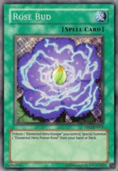 Rose Bud - PP02-EN011 - Secret Rare - Unlimited Edition on Channel Fireball
