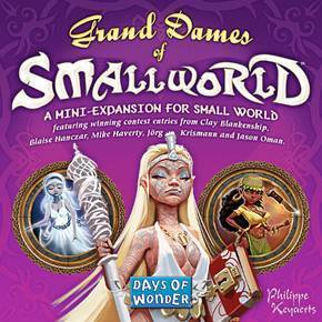 Grand Dames of Small World (In Store Sales Only)