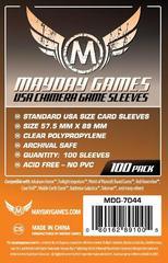 Mayday Games - USA Chimera Game Sleeves 100 count