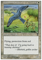 Freewind Falcon on Channel Fireball