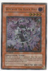 Witch of the Black Rose - Ultimate - ABPF-EN012 - Ultimate Rare - 1st