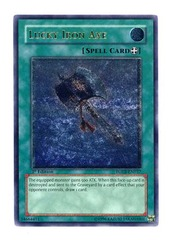 Lucky Iron Axe - FOTB-EN037 - Ultimate Rare - 1st Edition