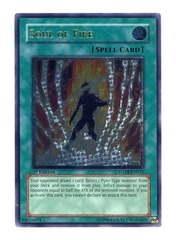 Soul of Fire - FOTB-EN031 - Ultimate Rare - 1st Edition