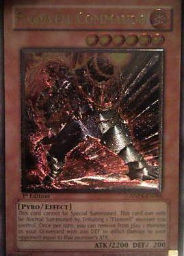 Flamvell Commando - ANPR-EN086 - Ultimate Rare - 1st Edition