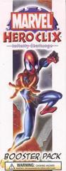Marvel HeroClix: Infinity Challenge Booster Pack (4 Figures)