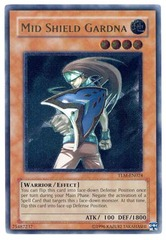 Mid Shield Gardna - Ultimate - TLM-EN024 - Ultimate Rare - 1st Edition