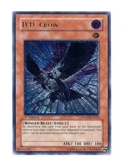 D.D. Crow - STON-EN024 - Ultimate Rare - 1st Edition