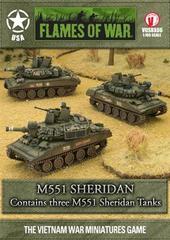 M551 Sheridan VUSBX06
