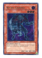 Necro Gardna - TAEV-EN012 - Ultimate Rare - 1st Edition