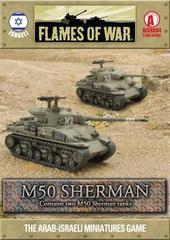 AISBX04: M50 Sherman