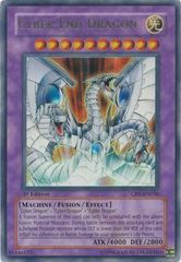 Cyber End Dragon - CRV-EN036 - Ultimate Rare - 1st Edition