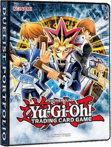 Konami Yu-Gi-Oh! Classic Duelist 4-pocket Portfolio 2014