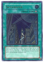 Skyscraper - Ultimate - CRV-EN048 - Ultimate Rare - 1st