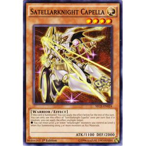 Satellarknight Capella - SECE-EN024 - Common - 1st Edition