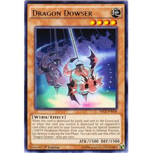 Dragon Dowser - SECE-EN038 - Rare - 1st Edition