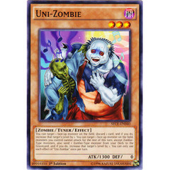 Uni-Zombie - SECE-EN040 - Common - 1st Edition