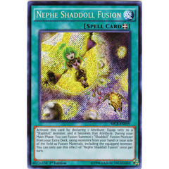 Nephe Shaddoll Fusion - SECE-EN059 - Secret Rare - 1st Edition