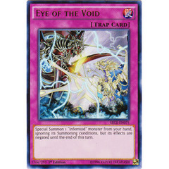Eye of the Void - SECE-EN071 - Ultra Rare - 1st Edition on Channel Fireball