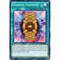 Gogogo Talisman - SECE-EN098 - Common - 1st Edition