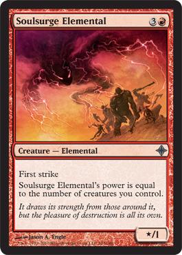 Soulsurge Elemental