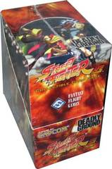 Street Fighter Deadly Ground Booster Box