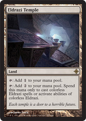 Eldrazi Temple - Rise of the Eldrazi
