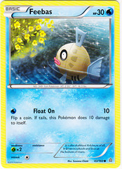Feebas - 43/160 - Common