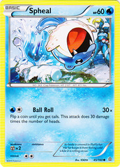 Spheal - 45/160 - Common