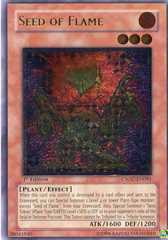 Seed of Flame - CSOC-EN081 - Ultimate Rare - 1st Edition