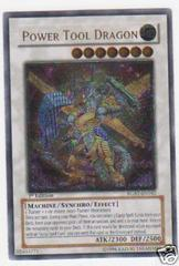 Power Tool Dragon - Ultimate - RGBT-EN042 - Ultimate Rare - 1st