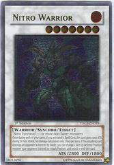 Nitro Warrior - TDGS-EN039 - Ultimate Rare - 1st Edition