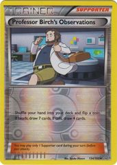 Professor Birch's Observations - 134/160 - Uncommon - Reverse Holo