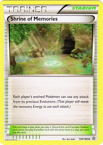 Shrine of Memories - 139/160 - Uncommon