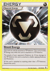 Shield Energy - 143/160 - Uncommon