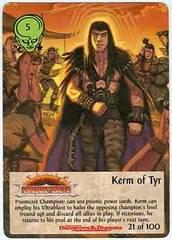 21/100 Kerm of Tyr