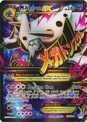 Mega-Aggron-EX - 154/160 - Full Art