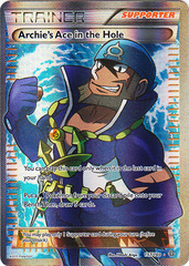 Archie's Ace in the Hole - 157/160 - Full Art