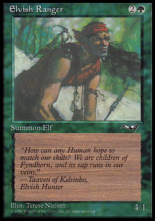 Elvish Ranger (Male)