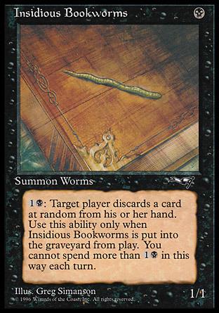 Insidious Bookworms (Single Book)