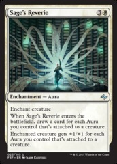 Sages Reverie - Foil