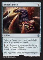 Briber's Purse on Channel Fireball