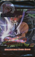 Street Fighter The Dark Path Booster Pack