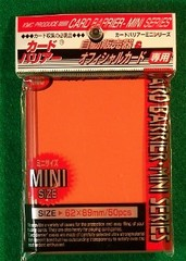 KMC Mini Sized Super Orange 50 Sleeve Pack