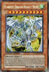 Stardust Dragon/Assault Mode - DPCT-EN003 - Secret Rare - Limited Edition