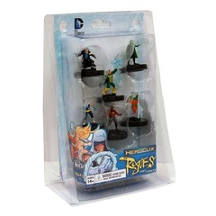 DC HeroClix: The Rogues Fast Forces Pack