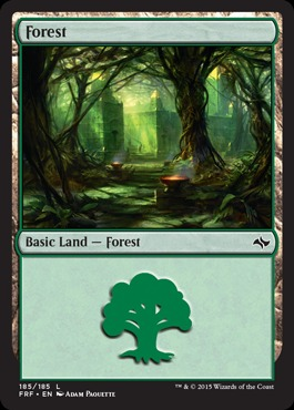 Forest (185/185)
