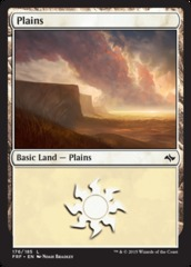 Plains - Foil (176)(FRF)